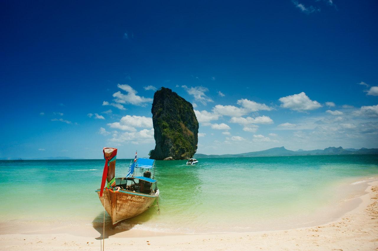 4 Gode grunde til at rejse til Thailand